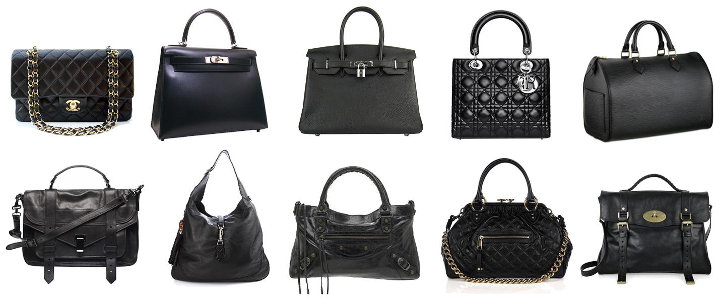 ... (3) Birkin – Hermès, (4) Lady Dior – Dior, (5) Speedy – Louis Vuitton,  (6) PS1 – Proenza Shouler, (7) Jackie O – Gucci, (8) Motorcycle –  Balenciaga, ... 696da154fa